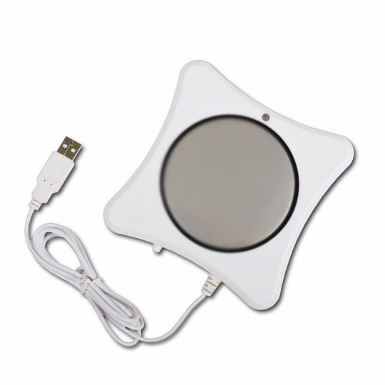 USB Нагреватель Белый