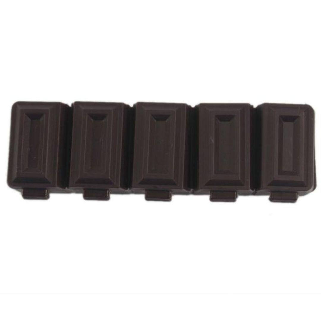 Контейнер для таблеток Шоколад