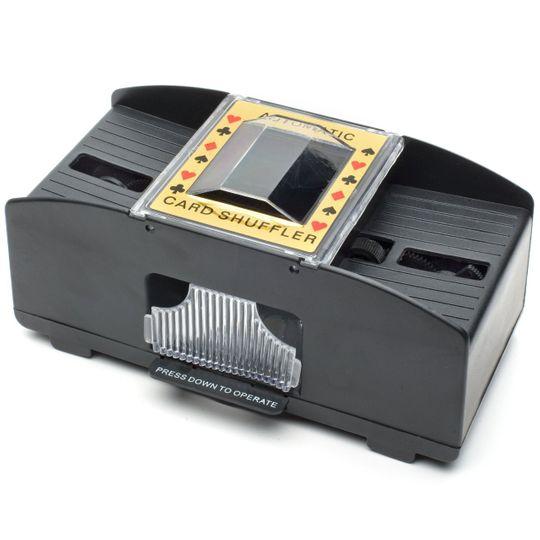 Автоматический перемешиватель карт