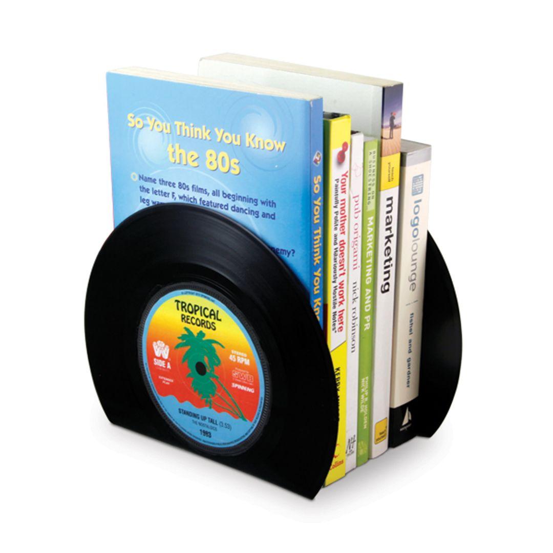Подпорки для книг Виниловые пластинки