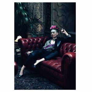 Открытка Модные классики Кало
