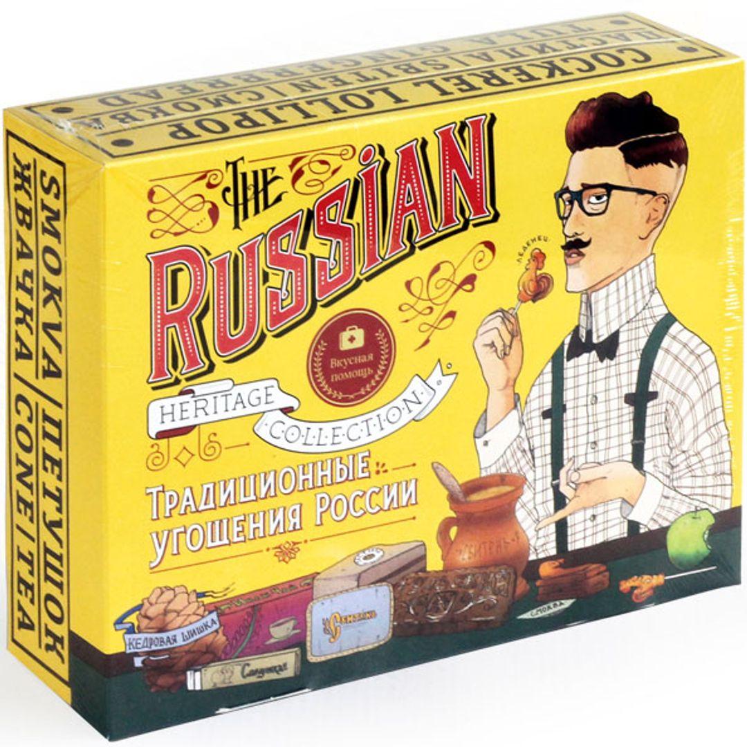 Набор Традиционные угощения России
