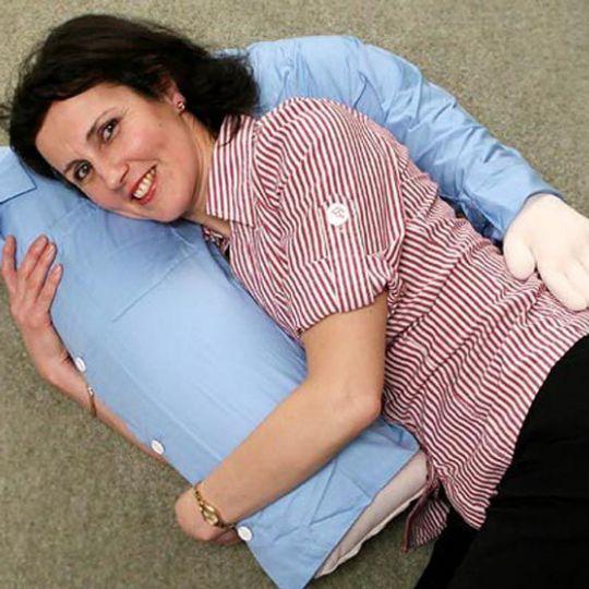 Подушка от одиночества Рука любимого