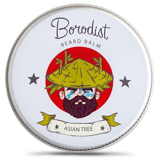 Бальзам для бороды Borodist Asian Tree