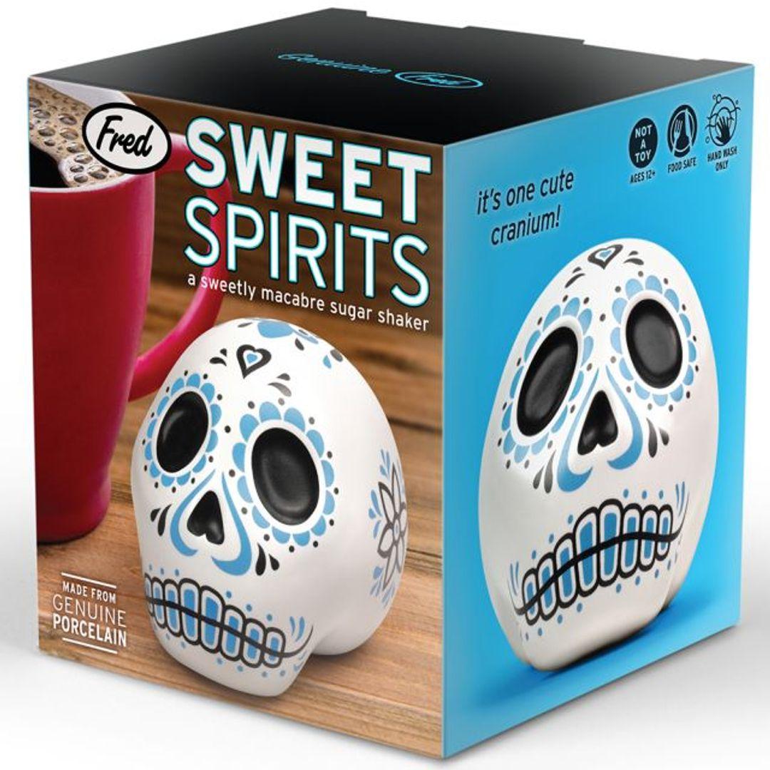 Сахарница Череп Sweet Spirits