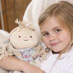 Кукла-грелка Оливия