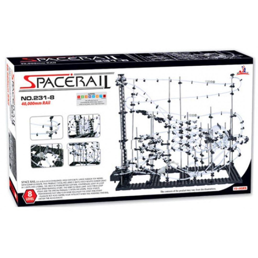 Конструктор SpaceRail Level 8 40000mm Rail No. 231-8