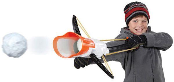 Снежный арбалет Snow Crossbow