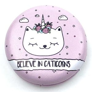 Зеркало Believe in caticorns