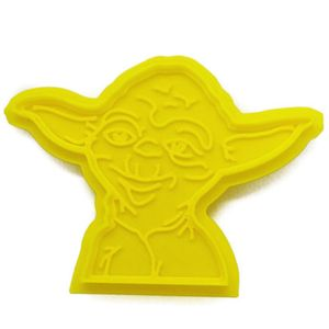 Форма для печенья Star Wars Yoda