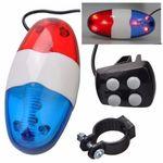 Мигалка для велосипеда Police light