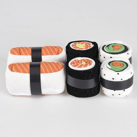 Носки Суши Sushi Socks (3 пары) (Универсальный)