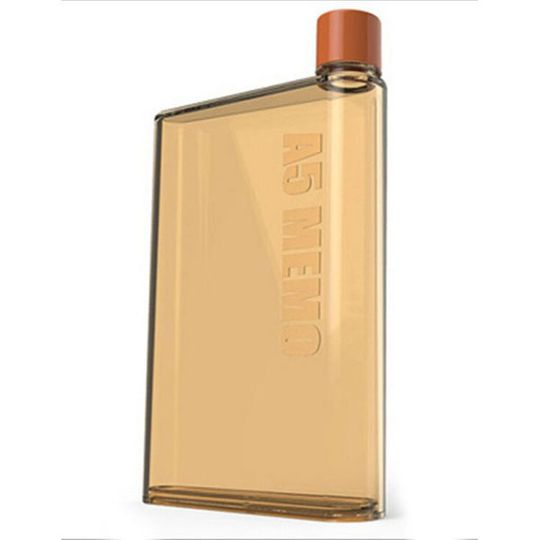 Бутылка Блокнот A5 Memo (Коричневый)