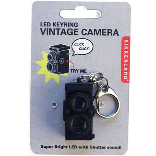 Брелок Камера со звуком и вспышкой