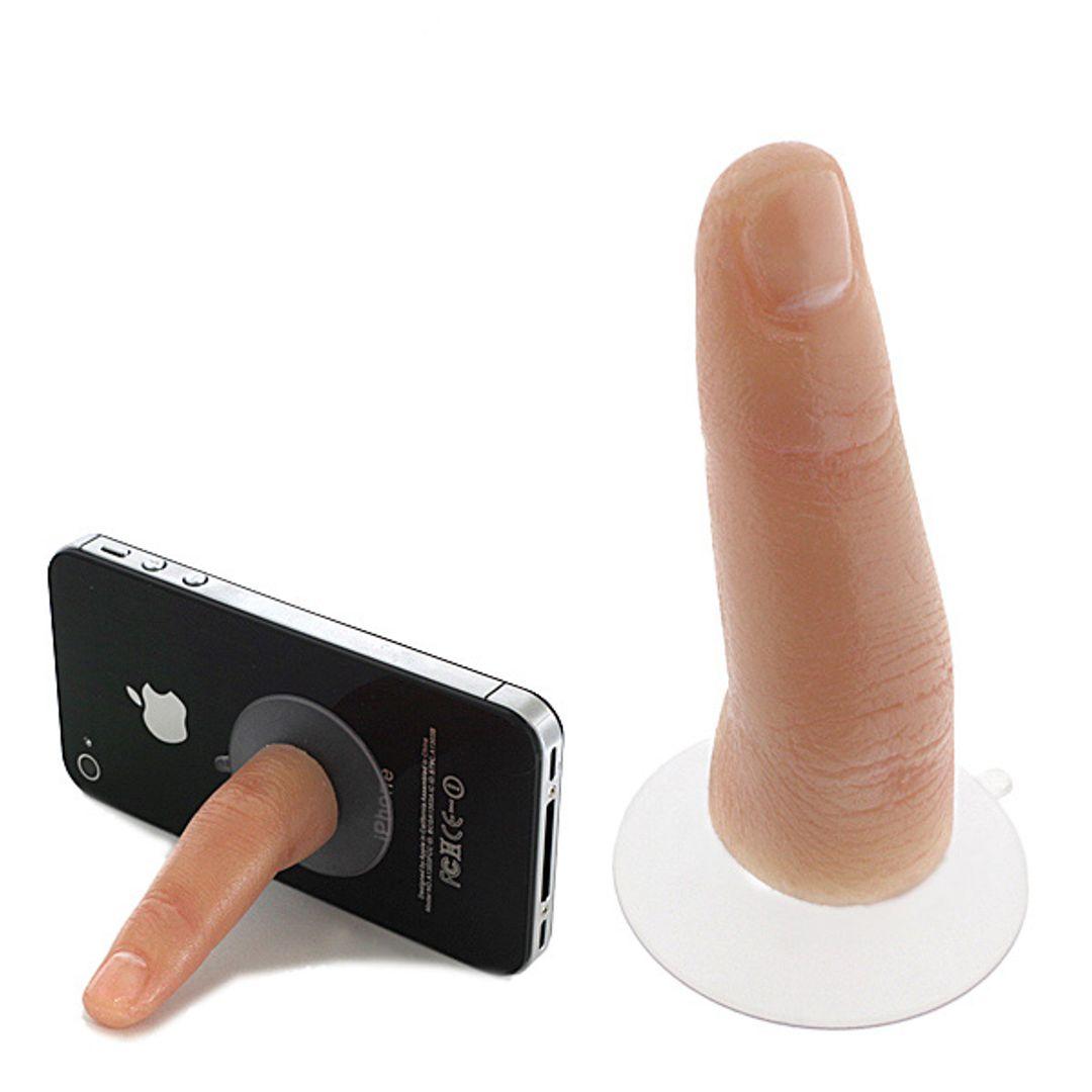 Держатель для телефона Палец