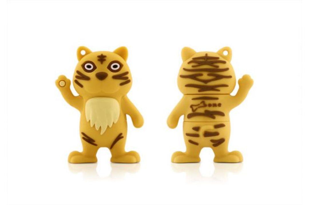 Флешка Тигр 8 Гб