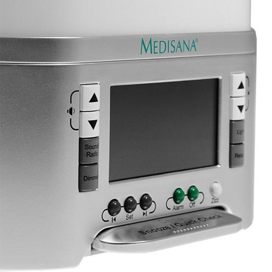 Световой будильник Medisana SAC