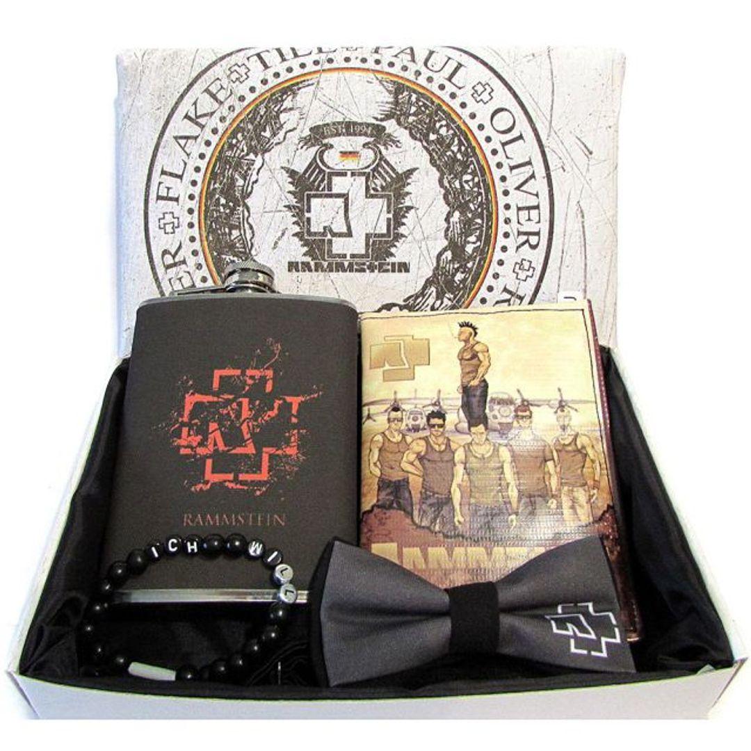 Подарочный набор Rammstein
