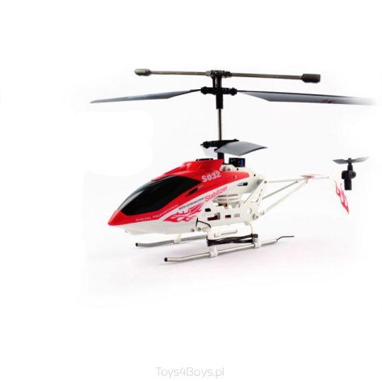 Вертолет с гироскопом Большой