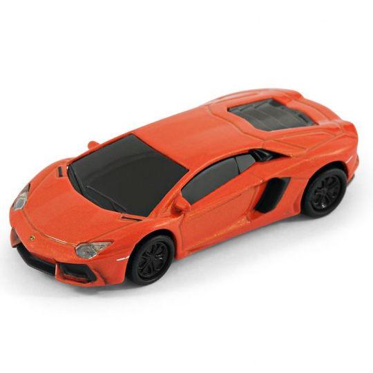 Флешка Lamborghini 8 Гб (Оранжевый)