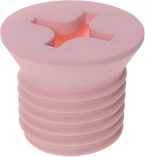 Светильник Винт (Розовый)