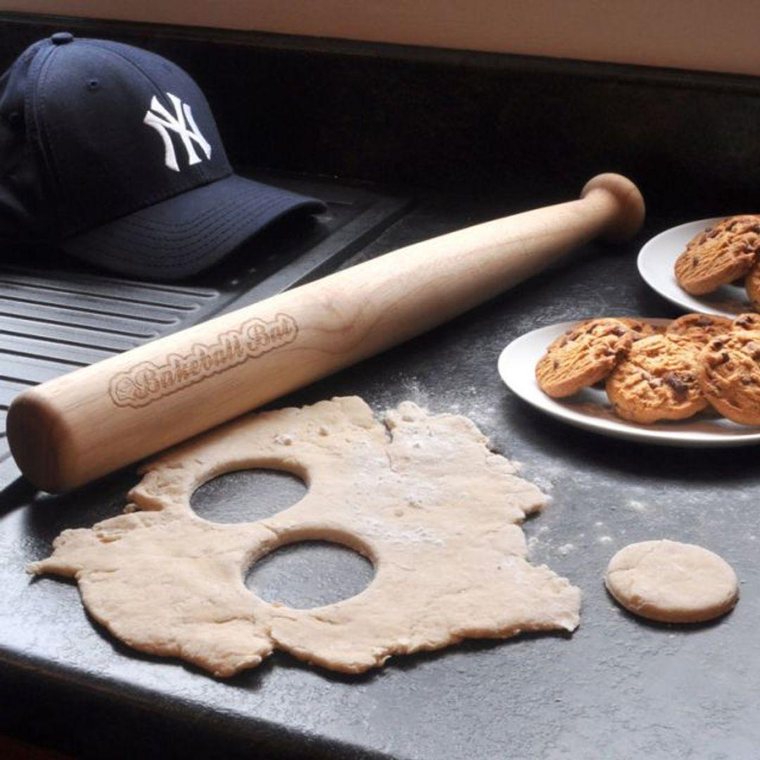 Скалка Бейсбольная бита Bakeball Bat