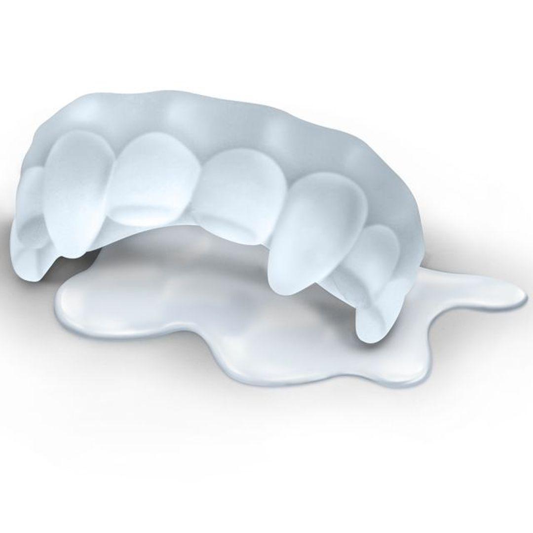 Форма для льда Клыки вампира Лед из формы