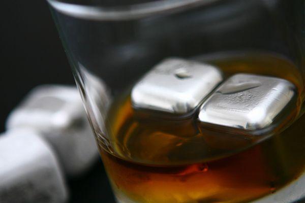 Стальные кубики для охлаждения напитков SPARQ