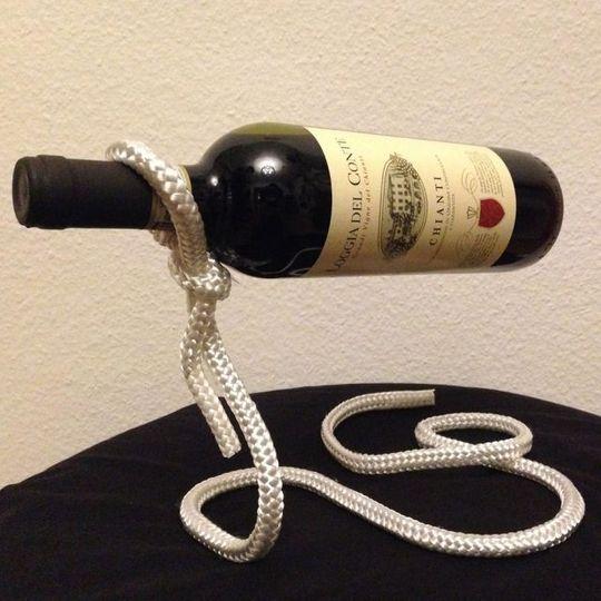 Подставка для бутылки Лассо