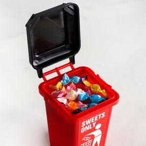 Леденцы в мусорке Sweets only