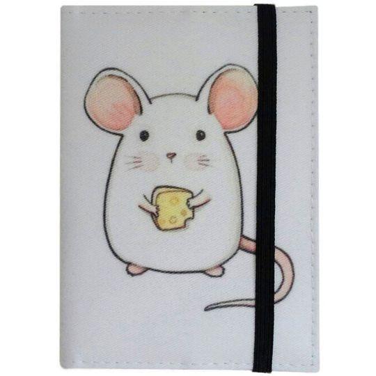 Обложка для автодокументов White Mouse