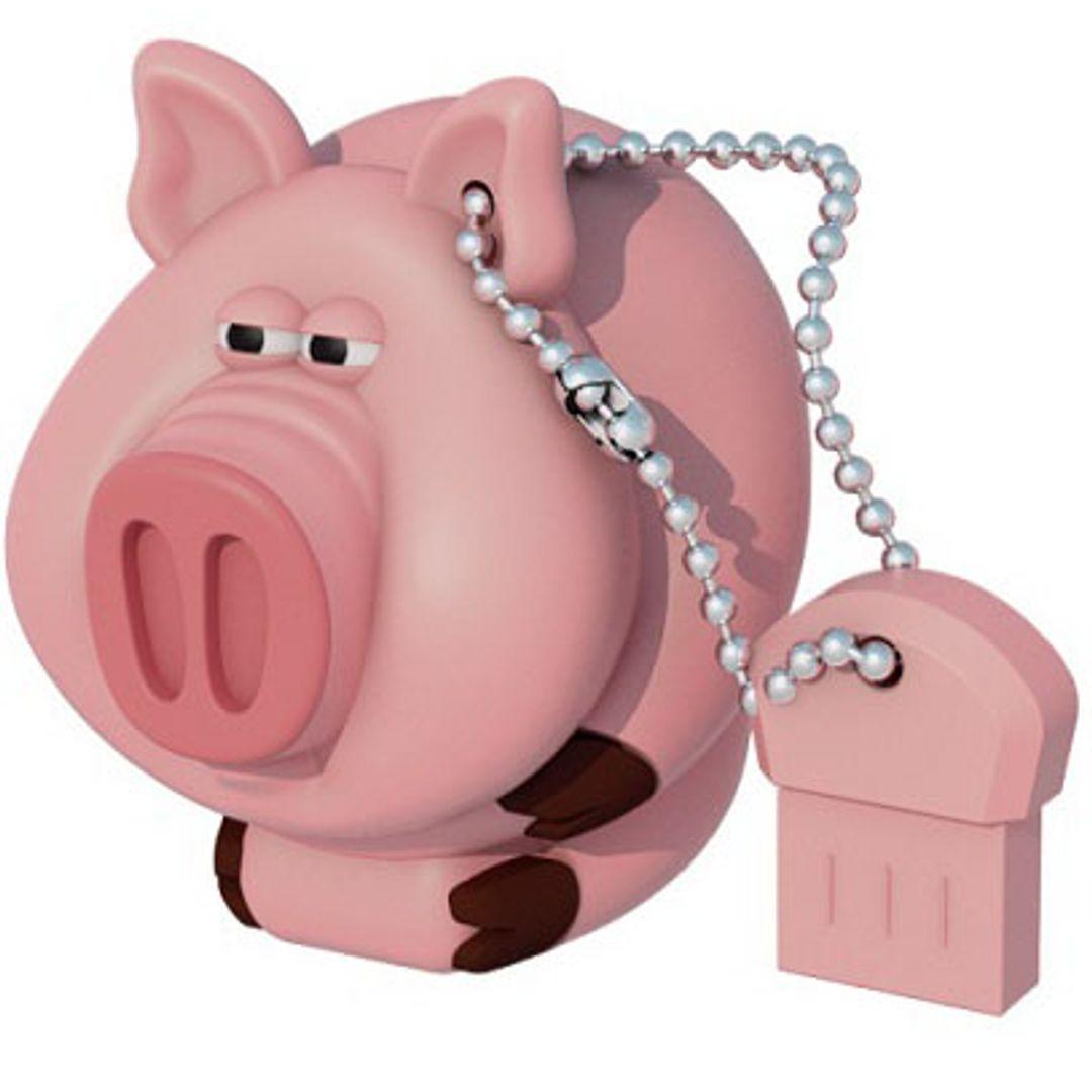 Флешка Свинка 8 Гб
