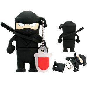 Флешка Ниндзя Ninja 16 Гб