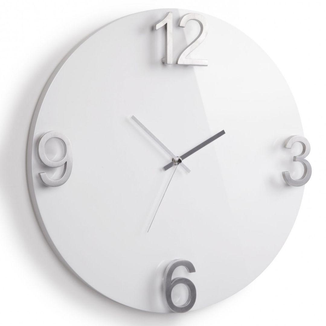 Часы настенные Elapse (Белый)