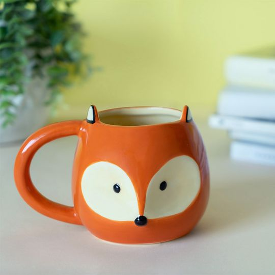 Кружка Лисичка Fox