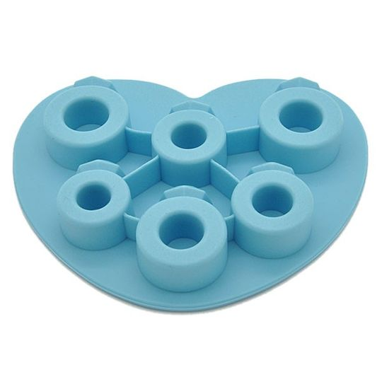 Форма для льда Кольца