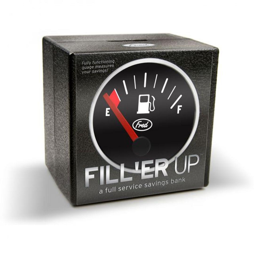 Копилка с индикатором заполнения Fill'er Up