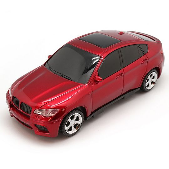 Внешний аккумулятор Power Bank BMW (Красный)