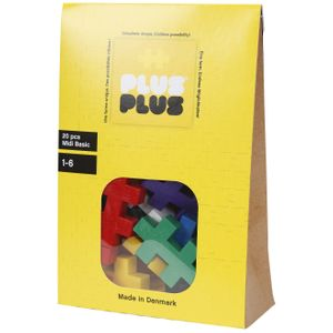 Конструктор Plus-Plus Midi 20 Basic