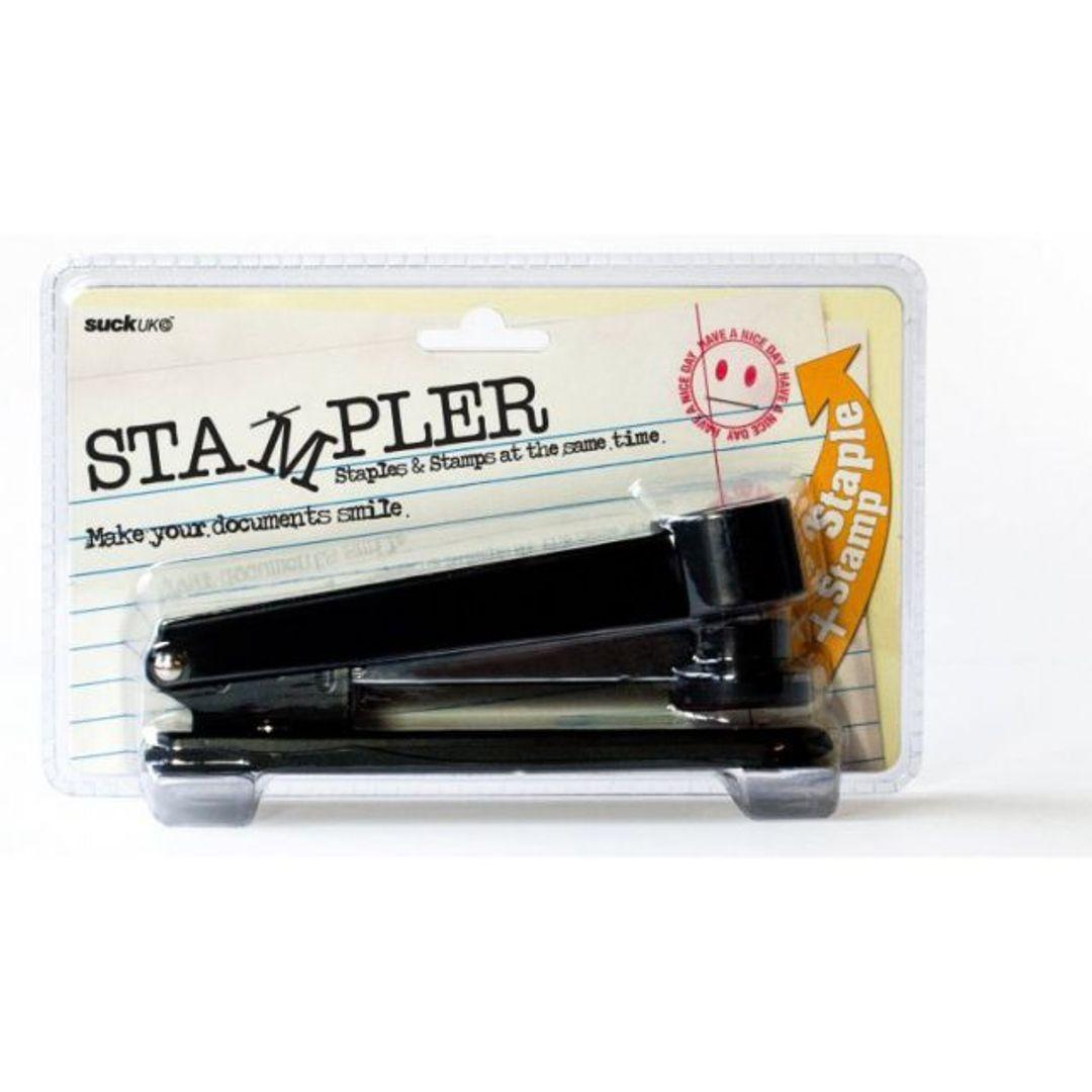 Степлер Смайлик Stampler