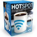 Термокружка Wi-Fi Hot Spot Упаковка