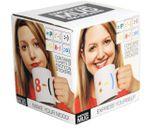 Кружка Эмоции (6 стикеров) Упаковка