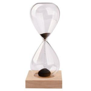 Магнитные песочные часы 20 см