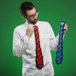 8-битный галстук