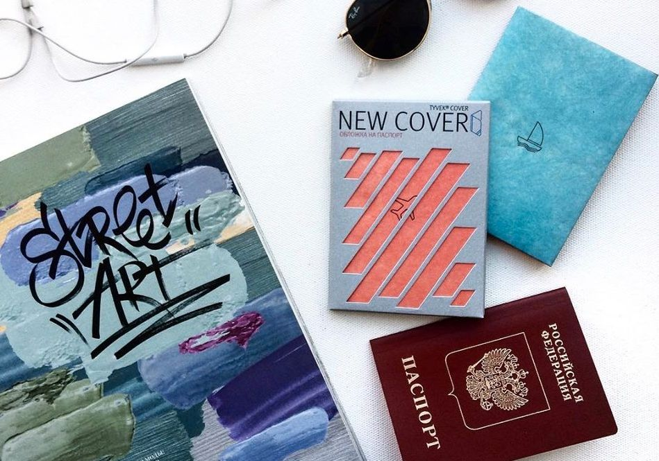 Обложки на паспорт New Wallet