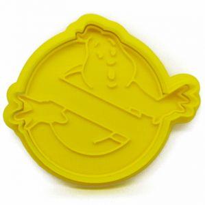 Форма для печенья Ghostbusters (эмблема)