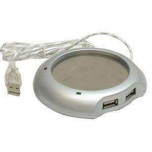 USB Хаб Подогреватель для чашки