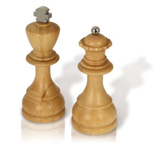 Мельницы для соли и перца Король и Королева