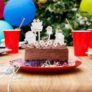 Набор украшений для торта Cake Topper Kit