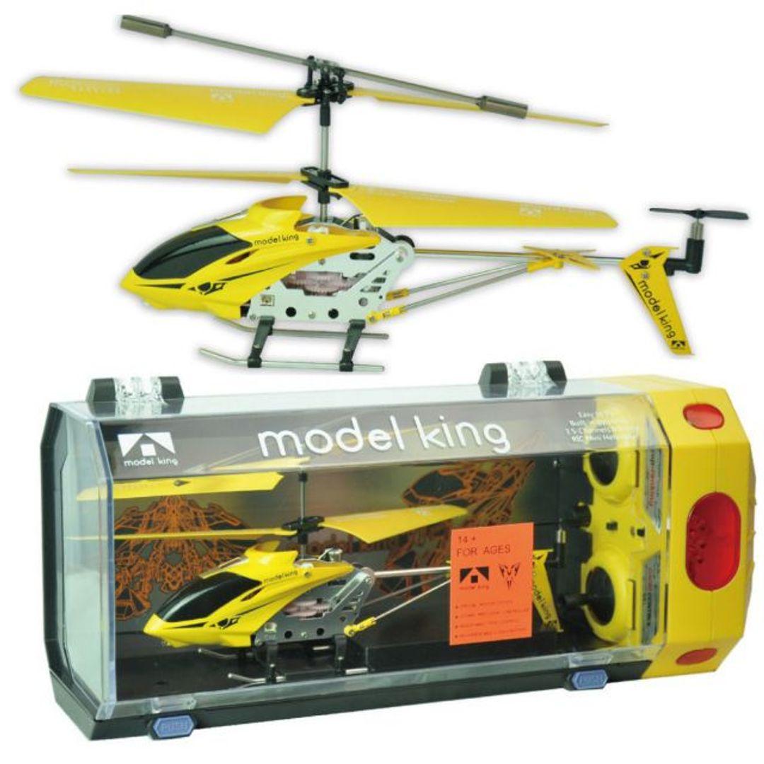 Вертолет Model King